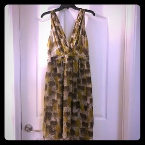 Burberry 100% Silk Dress